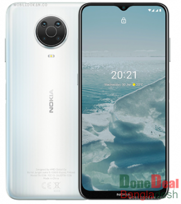 Nokia G20 - Full Specifications and Price in Bangladesh