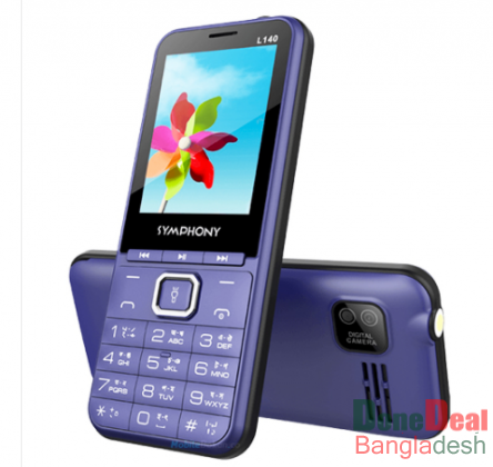Symphony L140 - Full Specifications and Price in Bangladesh
