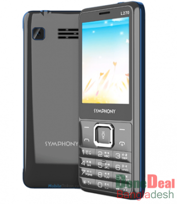Symphony L270 - Full Specifications and Price in Bangladesh