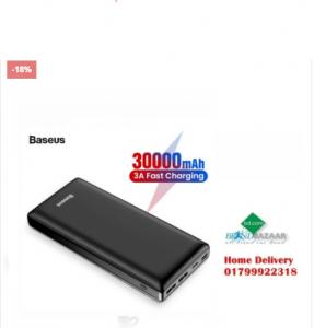 Baseus 30000mAh Power Bank USB Type C Fast Charging