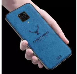 For Redmi Note 9S / Note 9 Pro / Note 9 Pro Max Deer Case Back Cover