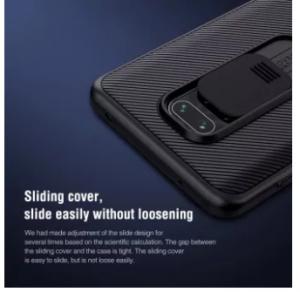 For Xiaomi Redmi Note 9s Case 6.67'' NILLKIN CamShield Case Slide Camera Protect Privacy Back Cover