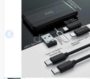 Hoco U86 Versatile Portable Charging Data Cable Brand New