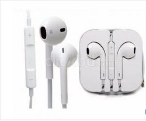 Iphone Headphones (replica) Brand New