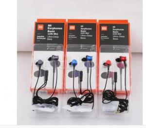 Mi Basic Ultra Deep Bass I Shape Hi Quality Headphone Brand New