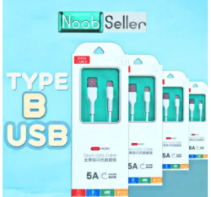 Micro Usb Type B 5A quick Data Cable