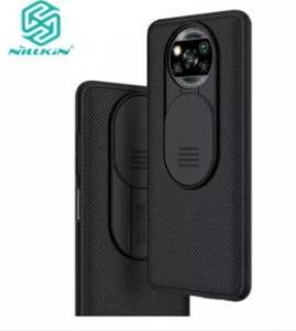 Nillkin Case for Xiaomi Mi Poco X3 NFC Slide Camera Protect Privacy Back Cover