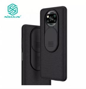 Nillkin Case for Xiaomi Mi Poco X3 NFC / X3 Pro Slide Camera Protect Privacy Back Cover
