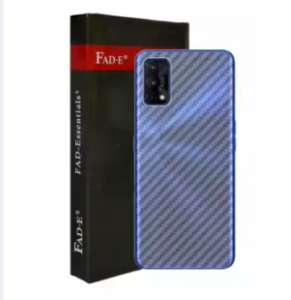 Realme 7 Pro - Carbon Fiber Back Poly Sticker