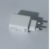 18W QC3 Power Adapter Qualcomm Quick Charge 3.0 (Only Adapter)-White