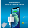 Anker 20W PD Fast Wall Charger Nano Fast Charger For IPhone 12 Compact Fast Charger US Plug