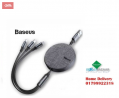 Baseus Fabric 3 in 1 USB Flexible Cable