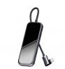 Baseus Multi-functional USB-C Hub Type-C to 4xUSB2.0 Plus PD Converter Adapter