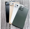 Convert iPhone XS Max To iPhone 11 Pro Max Back Film Cover Case Soft PVC Screen Protector Guard Case