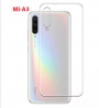 For Xiaomi Mi A3 Clear Soft TPU Ultra-Thin Transparent Flexible Protective Mobile Phone Back Cover -