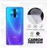 For Xiaomi Mi K30/Poco X2 - Carbon Fiber Back Poly Sticker