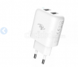 iTel 2USB 2.4A Fast Charger ICE-41 Brand New