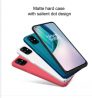 Nillkin for OnePlus N ord N10 5G Case - Super Frosted Shield PC Hard Back Cover
