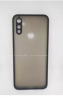 Realme C3 - With Camera Protection Shockproof Back Case Cover