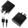 Samsung Adaptive Fast Charger 2A Type c Fast Charger Adapter With Type C Cable