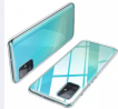 Samsung Galaxy A51 Premium Silicone Case Crystal Clear Soft TPU Ultra-Thin Transparent Flexible Prot