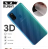 Samsung Galaxy M21 - Carbon Fiber Back Poly Sticker