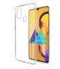 Samsung Galaxy M30s / M21 Premium Silicone Case Crystal Clear Soft TPU Ultra-Thin Transparent Flexib