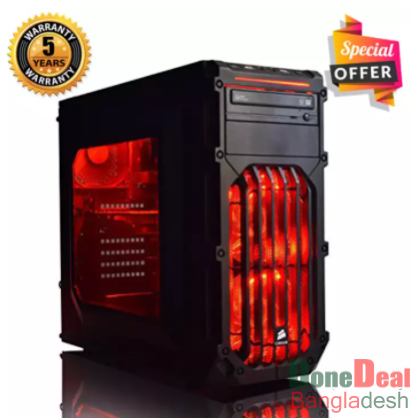Intel® Core i7 RAM 8GB HDD 1000GB Graphics 4GB Built in (Internal + External) Gaming PC Windows 10 64 bit NEW Desktop Computer 2021