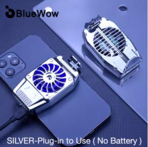 BlueWow H15 New Fashion Universal Mobile Phone Radiator Processor Adjustable Portable Charging Silen
