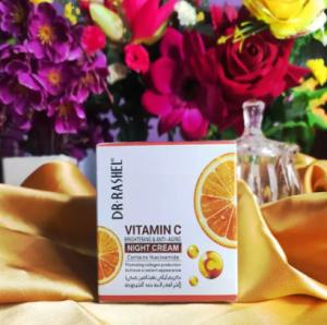 Dr. Rashel Vitamin C Brightening & Anti-Aging Face Cream - 50g