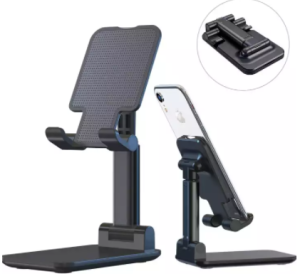 Foldable Desktop Phone & Tablet Stand