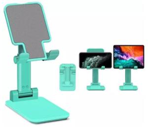 (GADGET DREAM ) T1 Universal Ergonomic Collapsible Adjustable Desktop Tablet Mobile Phone Holder Fol