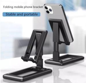 (logic gadget ) Universal Lifting Folding Desktop Bracket Mobile Phone Bracket Mount Stand Phone Hol