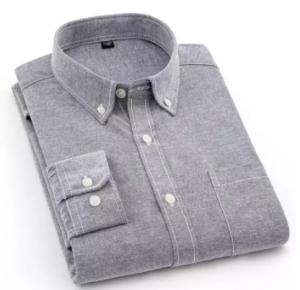 Men's Smart Looking & Fashionable Trendy Cotton Long Sleeve Formal Shirt