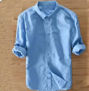 New Stylish Cotton Long Sleeve Formal Shirt for Men