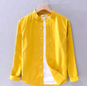 New Stylish & Fashionable Cotton Long Sleeve Formal Shirt for Men