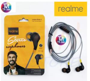 Realme _Ruds 2_ in Ea_ Earphone_Headset Handsfree 3.5mm Jack with Mic