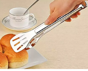 Stainless Steel Food Clip - 23cm Length