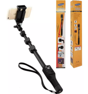 Yunteng Yt 1288 Bluetooth Selfie Stick With Remote for camera and mobile