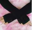 Fingerless Hand socks for women Hand socks Muslimah