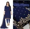 Unstitched Georgette embroidery work Exclusive Designer Salwar Kameez Three Piece For women