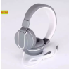 V2S Foldable Over-Ear Headphone Stereo Adjustable Headset With Mic SE5222
